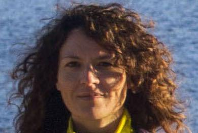 Laura Carmona González guía de montaña UIMLA Fundadora de Nativa Trail